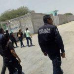 Refuerzan esquema de seguridad en San Isidro Miranda.