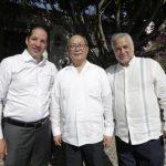 Recibe Gobernador a Secretario de Turismo Federal
