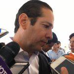 Gobernador pide renuncia de José Luis Aguilera