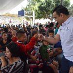 """""""Queremos que nuestros niños y niñas crezcan sanos y felices"""": Luis Nava"""