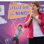 Celebran Día del Niño en Bordo Blanco, Tequisquiapan