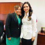 Apoya Sonia Rocha combate a incendio. Gestiona helicópteros cisterna