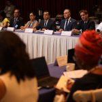 """Luis Nava expone ante representantes de la ONU """"La Prevención del Delito y Estrategias de Seguridad a nivel local"""""""