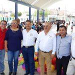 Celebra Federación Vanguardista del Transporte a los más pequeños