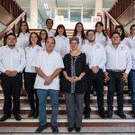 Se reúne rectora de la UAQ con ganadores del XIII Maratón Regional