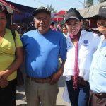 Fracción QI constata servicio de taxistas y comerciantes en La Griega El Marqués