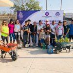 Fracción QI desde La Tinaja de La Estancia encabeza la segunda plantación de más de 6 mil árboles a petición ciudadana