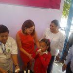 Inauguran Segunda  Semana Nacional de Salud 2019