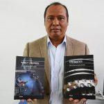 Investigador UAQ edita libros sobre aplicaciones robóticas a nivel mundial