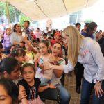 Municipio de Querétaro celebra a mamás y niñez de Santa Rosa Jáuregui