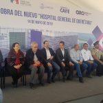 Supervisan construcción de nuevo Hospital General de Querétaro