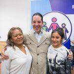 Anuncia Gobernador apoyos para proyectos de la sociedad civil a favor de los más vulnerables