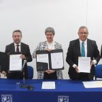 La UAQ y la Universidad de Ixtlahuaca firman convenio de colaboración