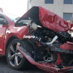 Fuerte carambola deja múltiples daños materiales en la México Querétaro