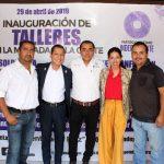 Querétaro Independiente contribuye a la capacitación del trabajo de la ciudadanía