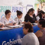Se registran 66,525 a Programa de Apoyo al Transporte Público Qrobús