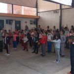 SSPyTM imparte taller de Taekwondo a niños en La Pradera