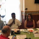"""Presentan programa de festejos por el Centenario de la fundación del grupo de Danza """"Guerreros Aztecas"""""""