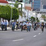 El Municipio de Queretaro impulsa el uso de la bicicleta