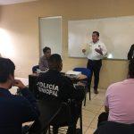 Policías de El Marqués reciben capacitación en Control Provisional Preventivo