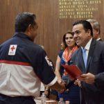 Participa Luis Nava en la conmemoración del Día Internacional del Socorrista