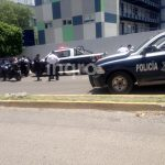 Dos centroamericanos detenidos. Querían robar en una casa de Loma Dorada