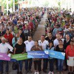 Municipio entrega apoyo en vivienda para 2 mil 790 familias de escasos recursos