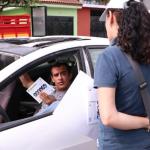 SSPMQ realiza campaña para invitar a la ciudadanía a defender Querétaro