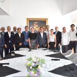 Luis Nava se reunió con el Consejo Directivo de la COPARMEX