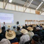 Productores de El Marqués reciben semilla mejorada de frijol y maíz