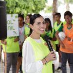 Apoya Elsa Méndez a alumnos de CECYTEQ