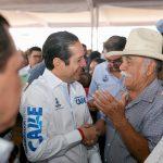 200 millones a obras en SJR: Gobernador