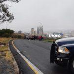 Accidente en carretera a Huimilpan y Bernardo Quintana