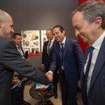 Gobernador concreta en París 900 nuevos empleos para Querétaro