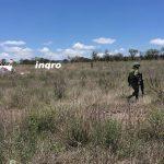 Aeronave de aterrizaje de emergencia iba a La Piedad