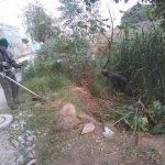 Trabaja Antorcha en coordinación con autoridades de El Marquéspara prevenir inundaciones
