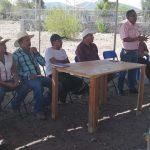 Arrancaría perforación de pozos, Antorcha invita a campesinos a seguir unidos