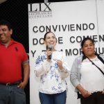 Festeja Diputada a familias de Corregidora