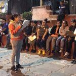 Demandan espacios recreativos en Cadereyta; piden respaldo de Antorcha