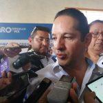 Gobernador pedirá a AMLO proteger Peña Colorada