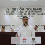 Firman hermanamiento Querétaro y Benito Juárez, Quintana Roo