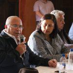 Se reúne Hugo Burgos con empresarios turísticos de Ezequiel Montes