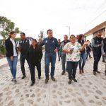 Supervisa Luis Nava obras de urbanización en Bosques del Cimatario