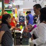 Supervisan actividad en el Mercado Escobedo