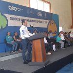 Gobernador anuncia obras sociales en Peñamiller