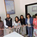 Inauguró el DIF Municipal nueva sala de lactancia en Villa Cayetano Rubio