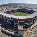 Costará 2.4 millones de pesos pintar el Estadio Corregidora