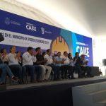 Gobernador anuncia obras sociales en Pedro Escobedo