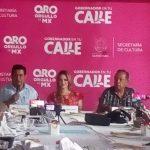 Presentan XX Festival de Santiago en Jalpan