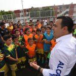 Municipio de Querétaro invertirá más de 68 mdp para impulsar el deporte